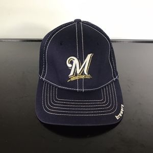 Milwaukee Brewers MLB Baseball Hat S/M size